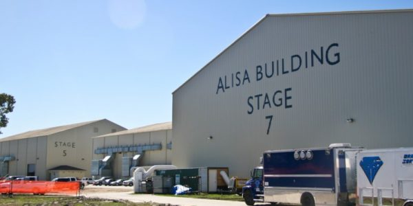 Alisa Building warehouse space for lease Baton Rouge LA