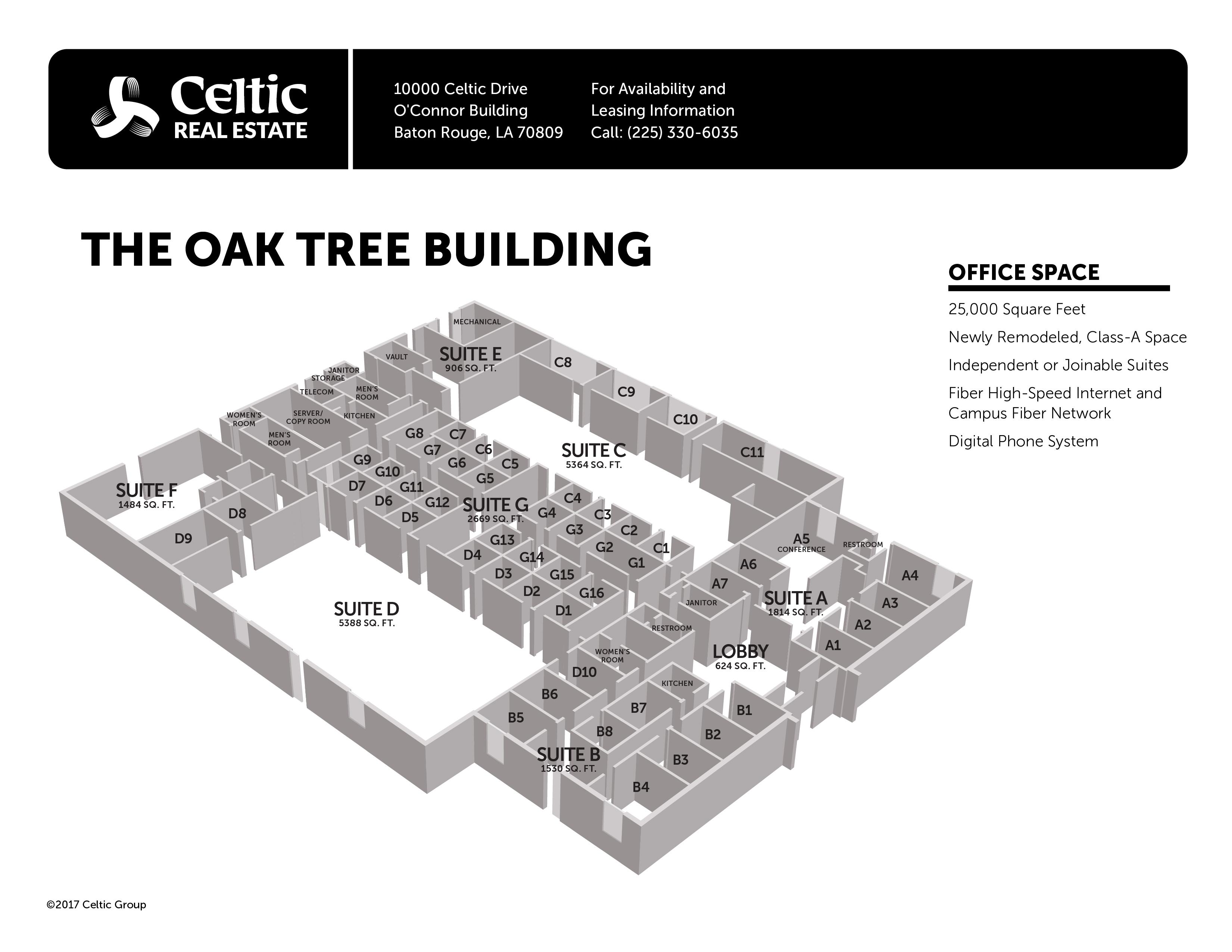 Celtic Real Estate Celtic Media Centre Baton Rouge LA The